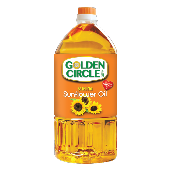 GreenCircle GoldenCircleSunflower2L